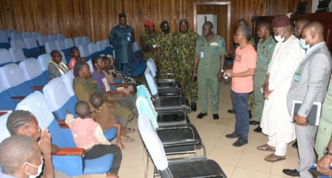 Troops rescue 10 persons abducted from FAAN staff quarters in Kaduna
