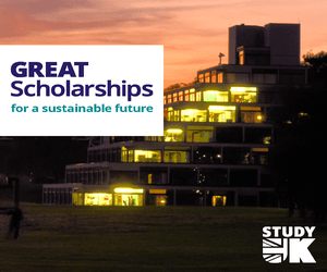 Want a Career in Climate Change? Study in the UK with a GREAT Scholarship
