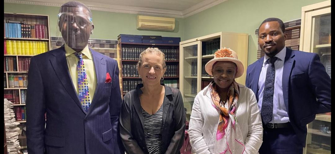 American nurse who sued Lagos police commissioner released from custody