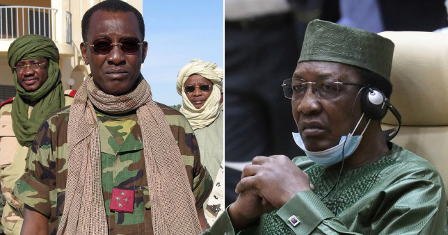 Chad's President Idriss Deby killed in fight with rebels