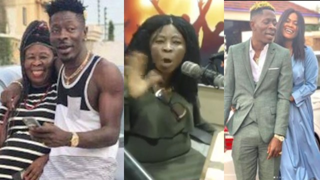 I've not seen Shatta Wale for 3 years he stopped giving me money because his girlfriend said Im a witch  Shatta Wale's mother reveals
