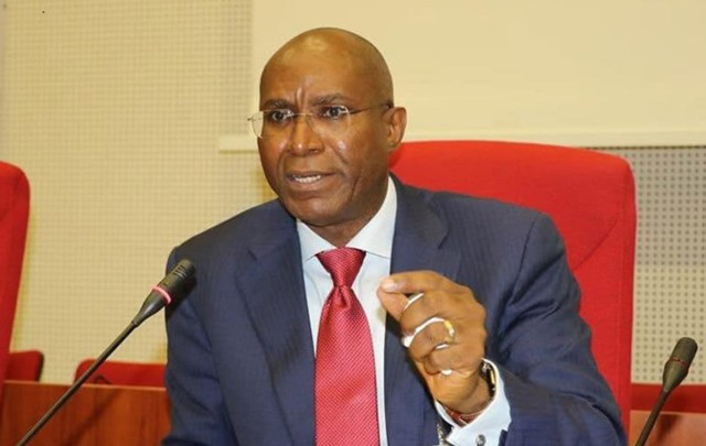 Senate is not against electronic transmission of result - Omo-Agege