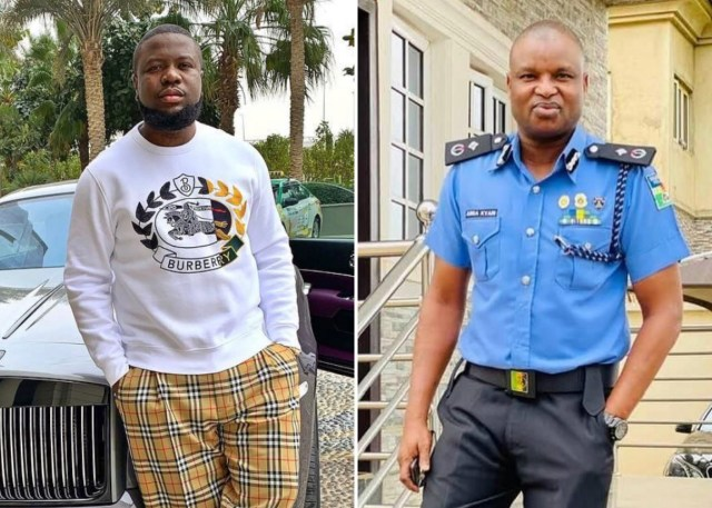 Policeman Abba Kyari reacts after being accused by US government of allegedly receiving bribe from Hushpuppi to arrest and jail a member of his online fraud gang 1