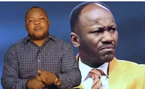 Youtuber allegedly detained by police for criticising Apostle Sulemans money miracle
