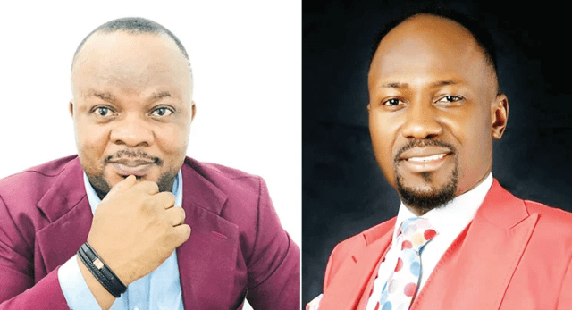 He called Apostle Suleman Hushpuppi's partner and a fraudster - Apostle Suleman's lawyer responds to YouTuber's arrest report
