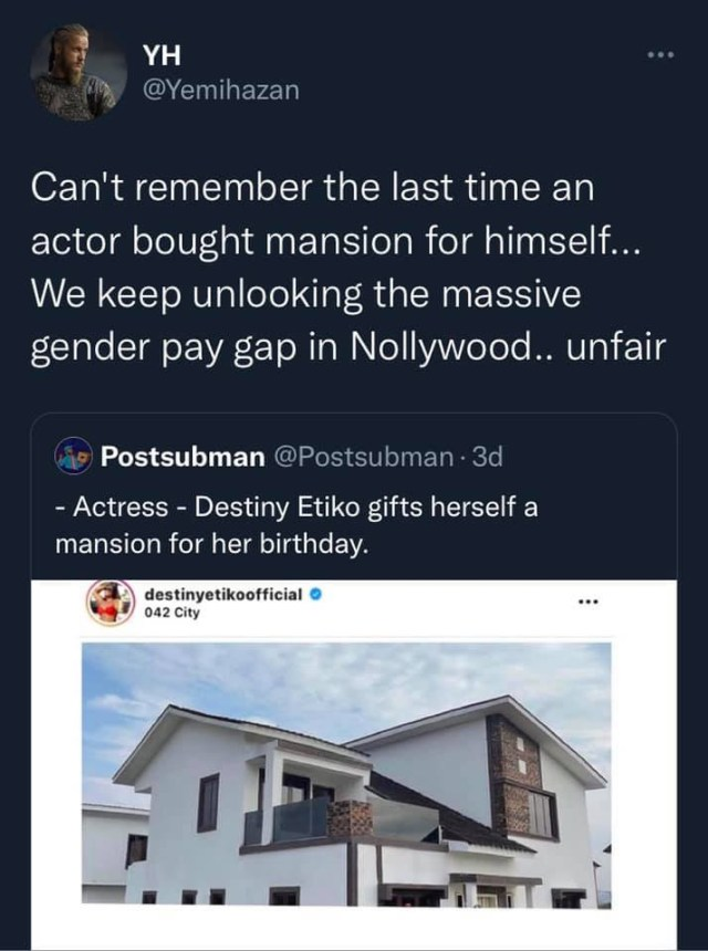 More men in Nollywood should pursue multiple streams of income  Actress Lota Chukwu comments on claim of pay gap in Nollywood 2
