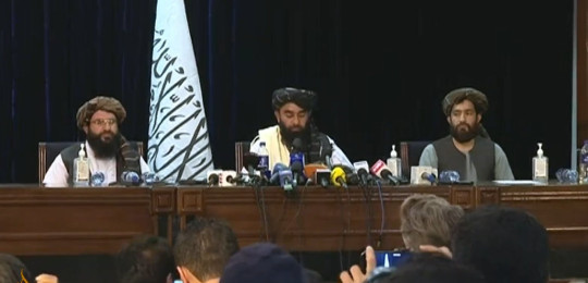 Taliban vows not to 'hold any grudges' and wants no more war
