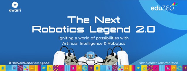 The next robotics legend
