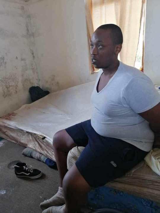 Man arrested after dismembered body of his 23-year-old girlfriend was found stuffed inside suitcase in South Africa (graphic photo)