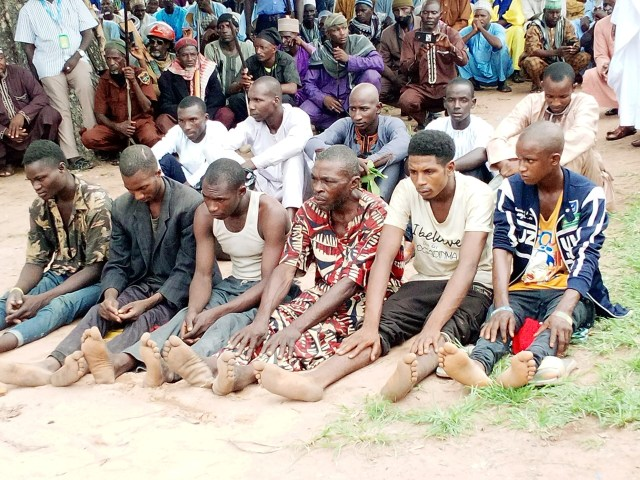 Miyyetti Allah hands over kidnappers to police in Taraba