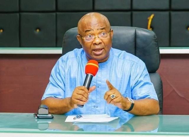 IPOB has no power over Imo people - Governor Uzodinma