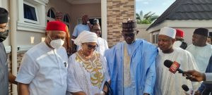 Senator Stella Oduah defects from PDP to APC (photos)
