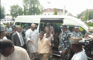 Abducted students and staff of Zamfara College of Agriculture regain freedom