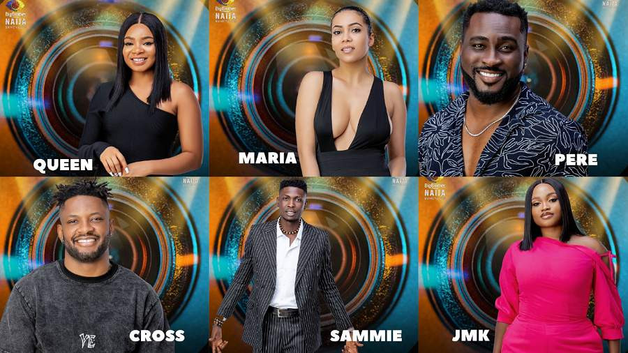 Sammie and JMK evicted from Big Brother Brother