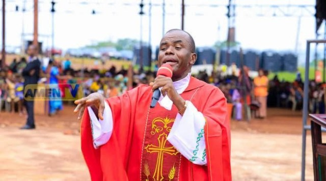 The country is sinking. The NDA attack is just the elementary part the secondary part of it is still coming - Mbaka speaks on attack