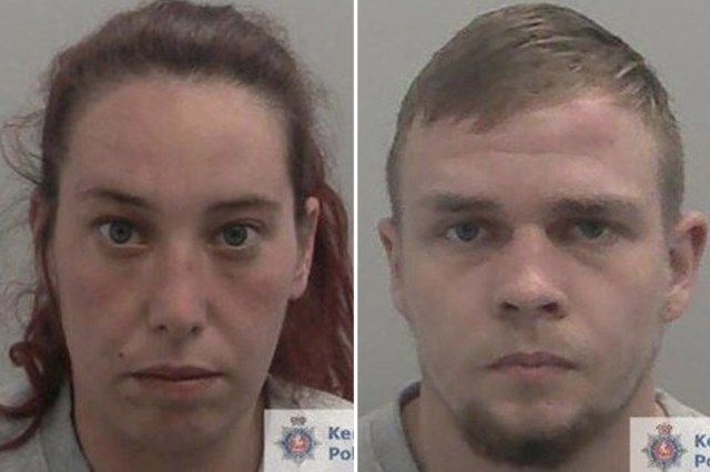 Mother of four and lover arrested after raping woman in cellar and filming the horrific attack