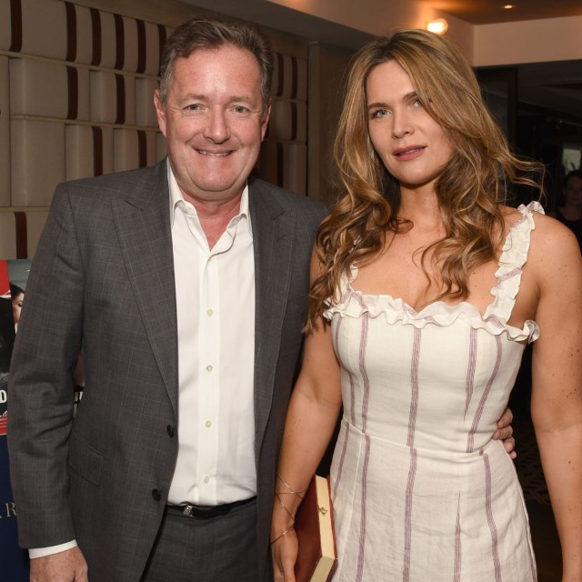 Piers Morgan's wife Celia Walden pleads with GMB to 'bring him back' after he was cleared by Ofcom