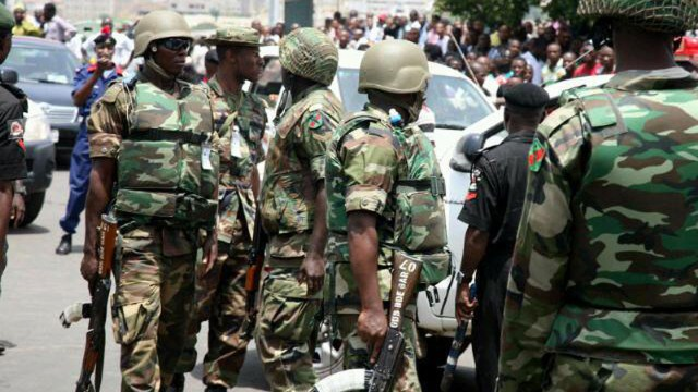 Troops kill six ISWAP terrorists recover arms