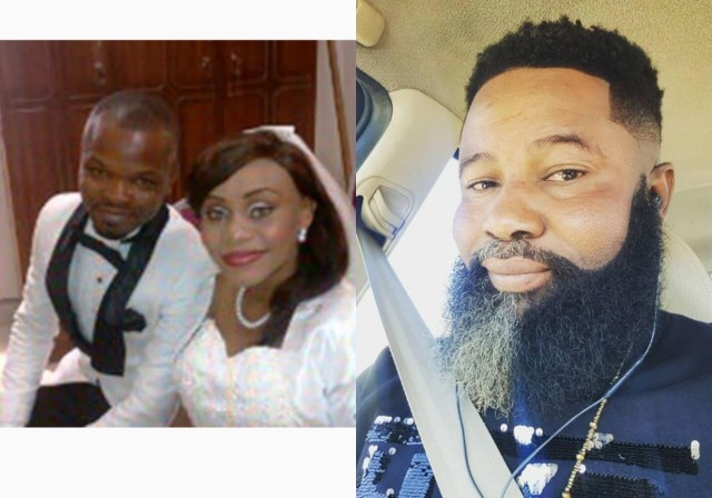 Nedu suffered the domestic violence and the pregnancy that led to your marriage was for your sister's husband - Comedian Osama defends OAP after ex-wife called him out for domestic violence