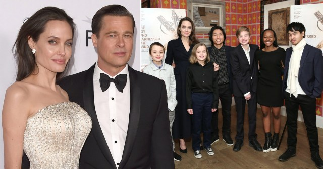 Angelina Jolie opens up on divorce from Brad Pitt, says she feared for the safety of her 'whole family' while married to him