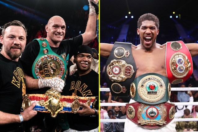 It won't go past six rounds - Tyson Fury vows to annihilate  Anthony Joshua