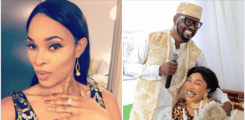 You are vile, mean and despicable to record a woman in her most vulnerable state - Georgina Onuoha slams Prince Kpokpogri over audio recording of ex-girlfriend Tonto Dikeh