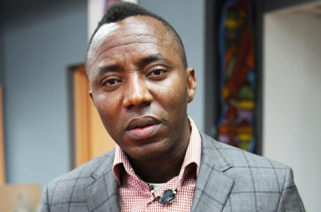 Nigeria Police Force trying to shake my family down - Sowore alleges