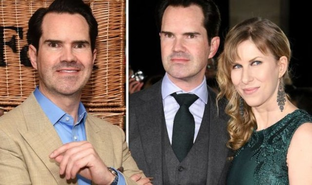 Comedian Jimmy Carr becomes a first time father