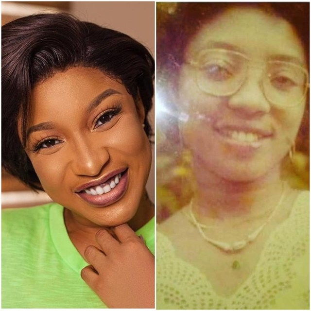 Tonto Dikeh pens down tribute to mother 32 years after her death