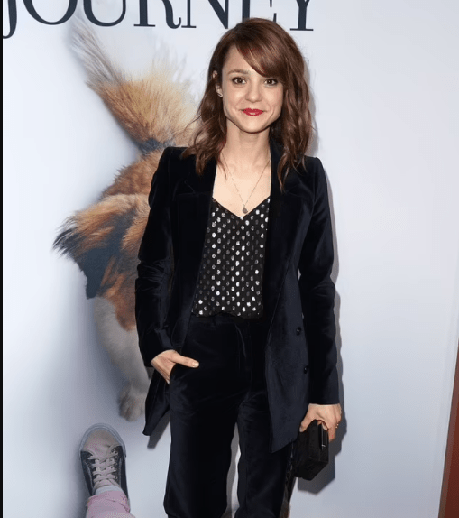 Actress  Kathryn Prescott left with multiple life-changing injuries after being hit by a cement truck