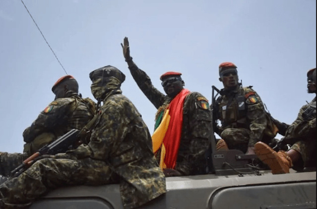 African Union suspends Guinea's membership in the wake of Military coup