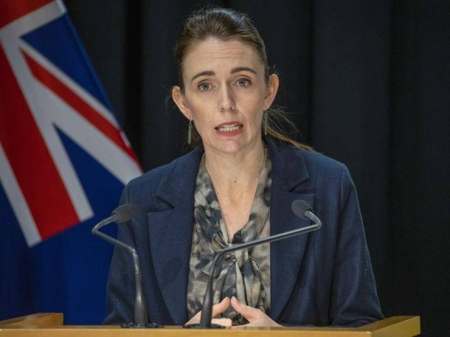 Suspicious package containing 'white powder' sent to New Zealand PM Jacinda Arden