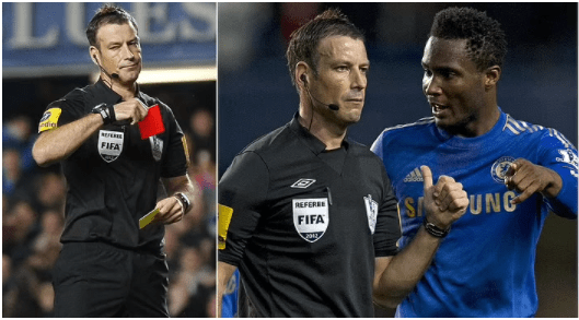 'The day Chelsea accused me of racially abusing Mikel Obi almost ruined my life' - Former Premier League referee, Mark Clattenburg