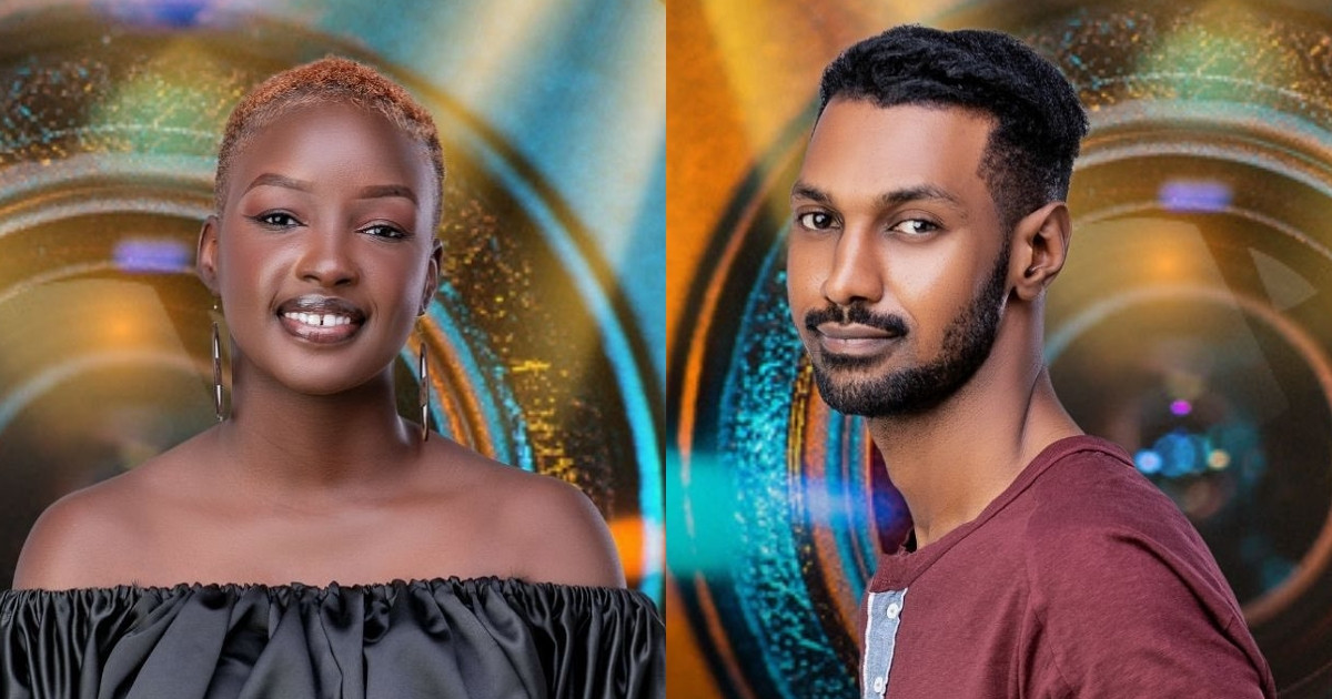 Saskay and Yousef evicted from Big Brother House