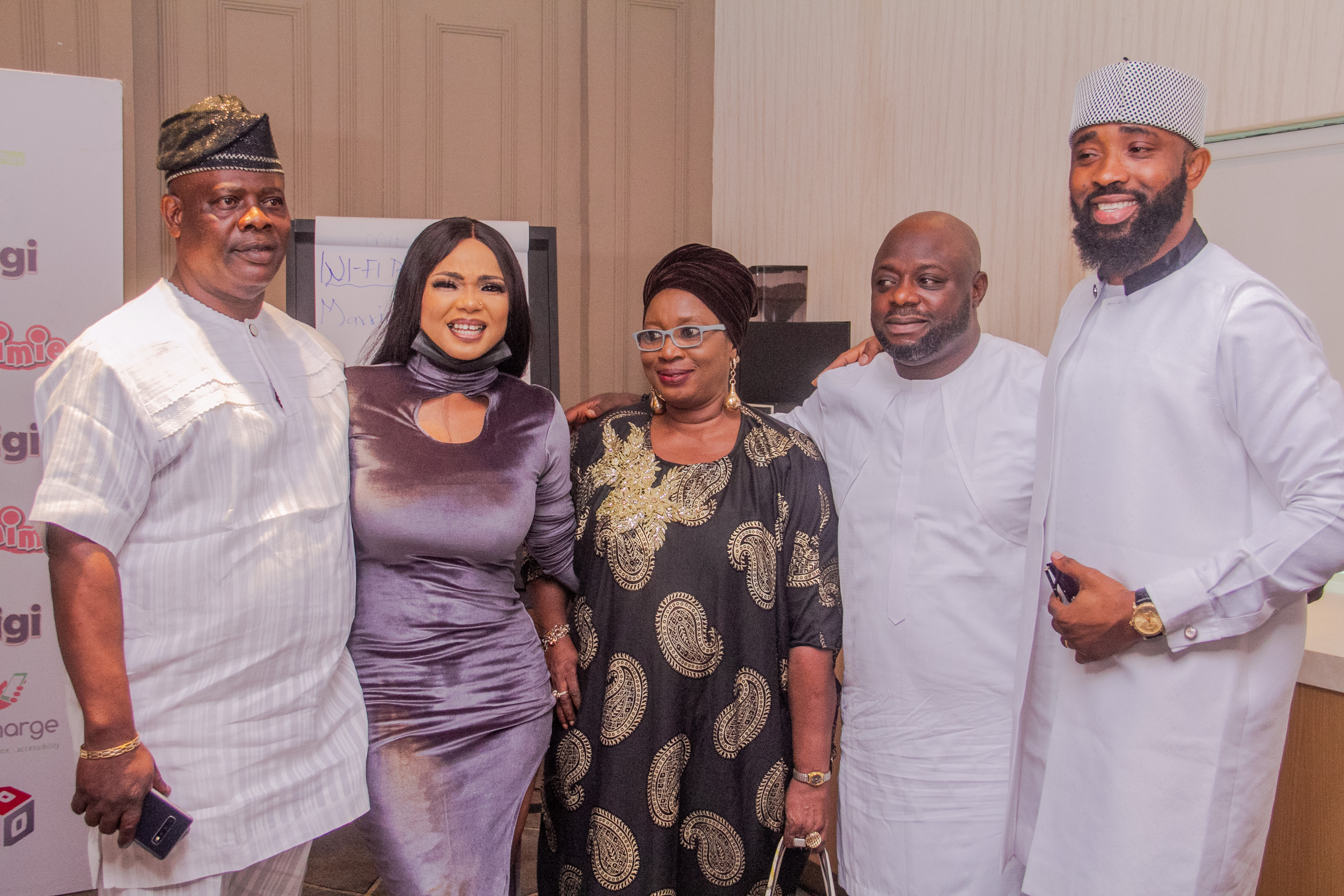 Top Nollywood Stars, StarTimes Team-up to Adapt 'Okirika' into Comedy