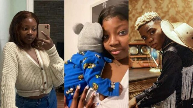 Looks like Lyta and Kemi Ayorinde are back together, shares video of her in bed with the singer she accused of infecting her with an STD