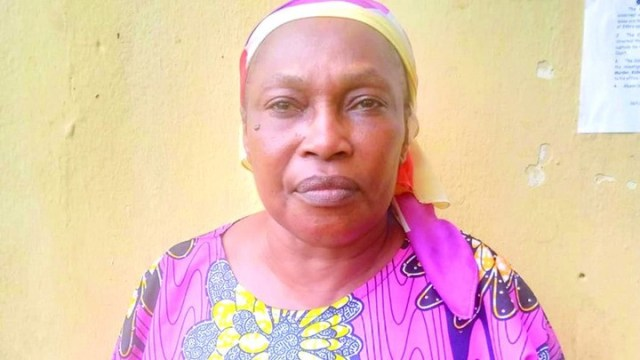 55-year-old woman arrested for buying twins in Imo after faking pregnancy