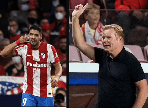 Luis Suarez brutally slams Ronald Koeman over the 40 seconds phone call which ended his Barcelona career