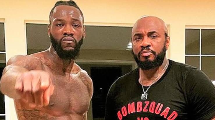 Deontay Wilder's trainer Malik Scott explains why Wilder snubbed Tyson Fury's attempt to hug or shake him after the fight