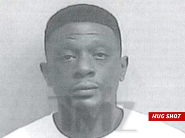 Rapper Boosie Badazz arrested over fight at Atlanta concert