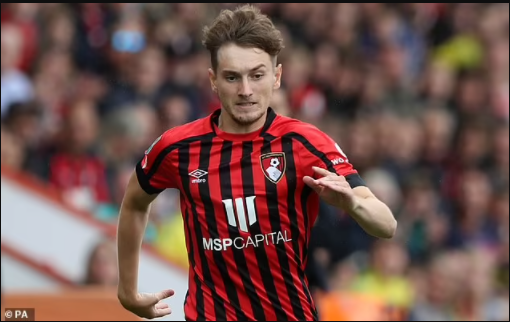 Bournemouth and Wales star, David Brooks diagnosed with Stage II Hodgkin Lymphoma