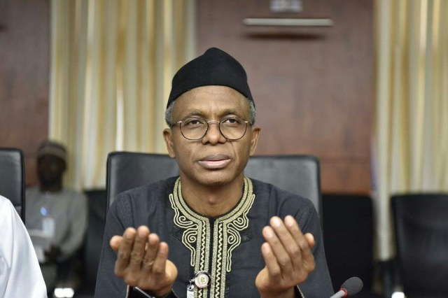 Our biggest fear is Boko Haram relocating to the north-west. I joke with my south-east governor friends that the whole of five states of south-east can fit into Kaduna two and the half times - El-Rufai