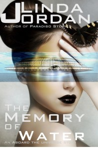 Book Cover: The Memory of Water