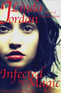 Book Cover: Infected by Magic - ebook