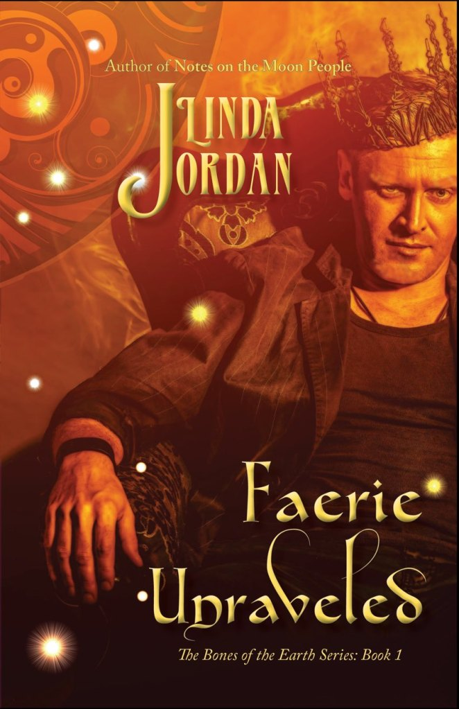 Book Cover: Faerie Unraveled - paperback