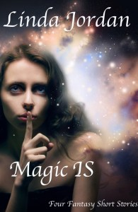 Book Cover: Magic IS - ebook