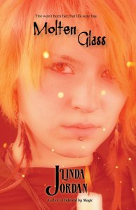 Book Cover: Molten Glass