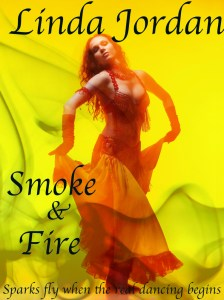 Book Cover: Smoke & Fire
