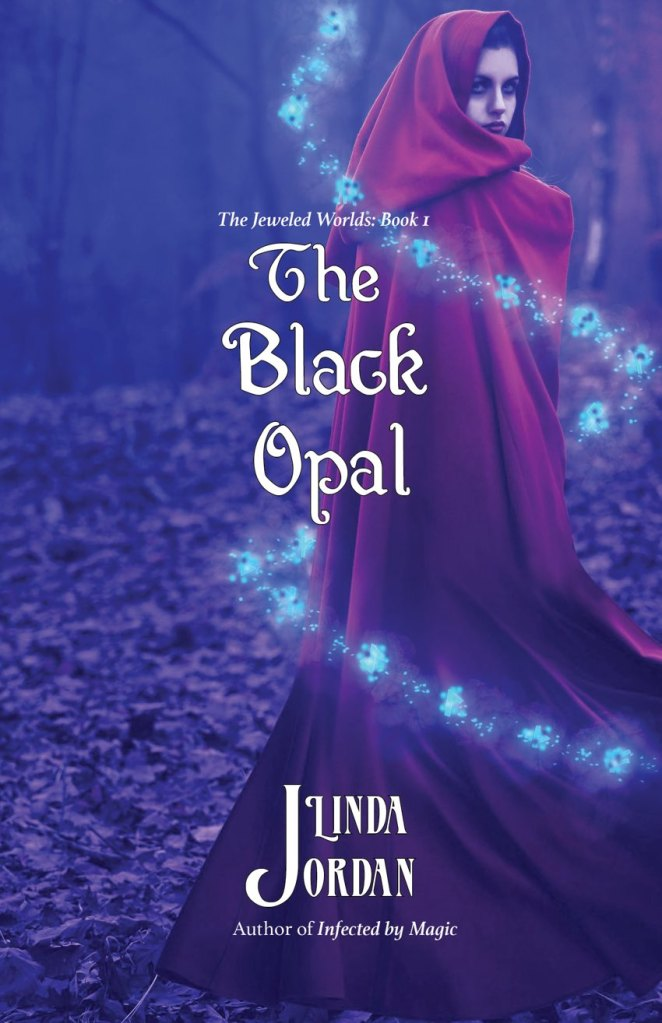 Book Cover: The Black Opal - ebook