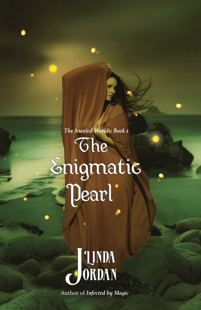 Book Cover: The Enigmatic Pearl - ebook